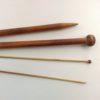 бамбуковые спицы, прямые спицы, спицы для вязания
