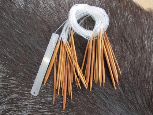 Бамбуковые спицы круговые, купить спицы, спицы