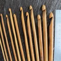 Крючок бамбуковый, пряжа для вязания интернет магазин в беларуси, пряжа бай, пряжа купить минск