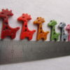 Набор пуговиц жирафы, пряжа для вязания интернет магазин в беларуси, пряжа бай, пряжа купить минск