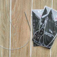 Круговые спицы, вязание спицами, купить спицы, спицы для вязания