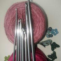 Крючок стальной, пряжа для вязания интернет магазин в беларуси, пряжа бай, пряжа купить минск