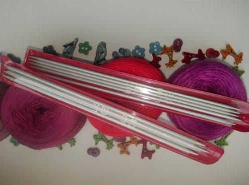 Спицы тефлон, спицы для вязания тефлон, купить спицы