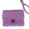 Вязанные аксессуары, корзины, вязанные серьги