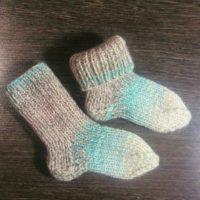 купить в минске, вязаные носки, детские носочки, купить пряжу