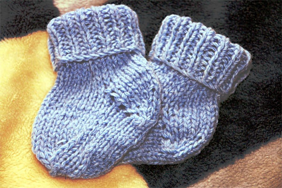 вязаные носки, как вязать носки, пряжа, пряжа бай