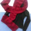 как завязывать шарф капюшон